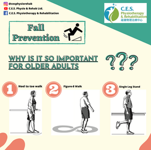 Fall Prevention – Why Is It So Important for Older Adults?