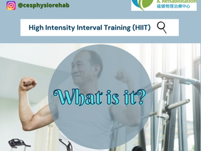 High Intensity Interval Training (HIIT). What is it?