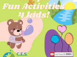 Simple & Fun Activities 4 Kids!