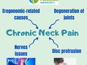 Chronic Neck Pain: How C.E.S. can help