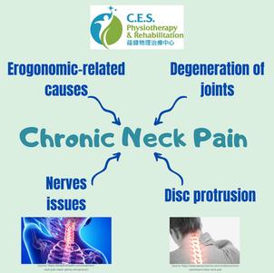Chronic Neck Pain: How C.E.S. can help