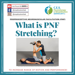 What is Proprioceptive Neuromuscular Facilitation (PNF)?