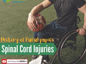 Spinal Cord Injuries - History of Paralympics