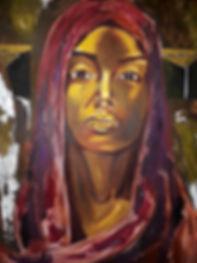 schilderkunst van Lieve Ophalvens