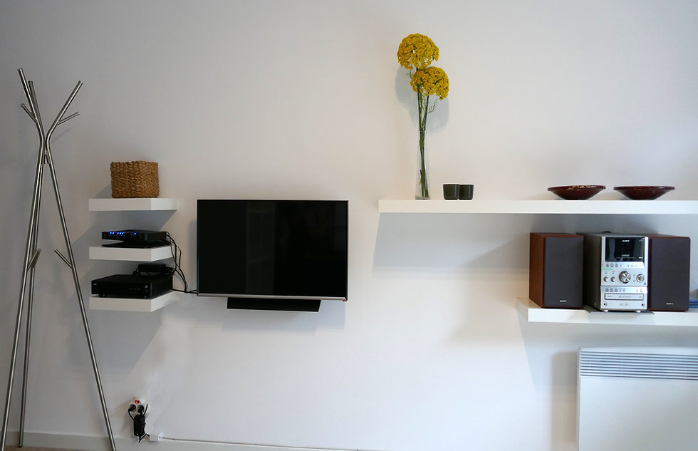 All serivces included in this FLAT Leuven