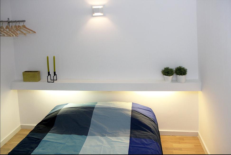 Flat Blue Residence, studio all in, Leuven