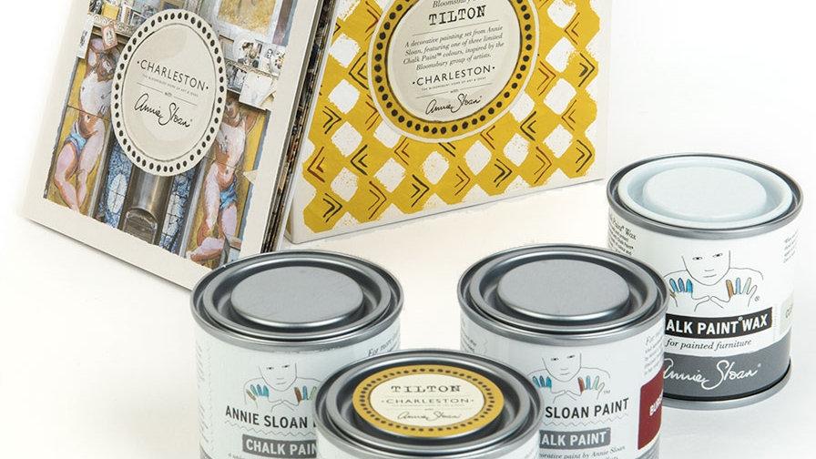 Charleston Decorative Paint Set in Tilton -Annie Sloan Chalk Paint™