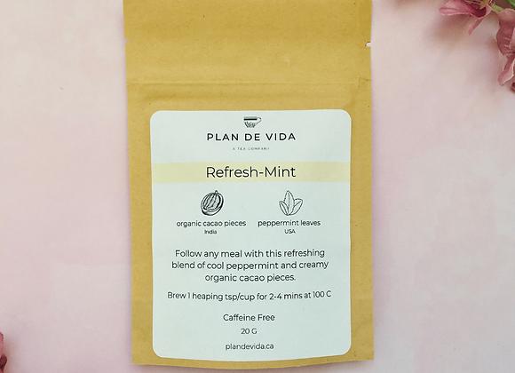 Plan De Vida - Refresh-mint