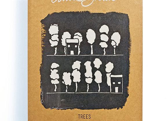 Trees Stencil - Annie Sloan Chalk Paint™