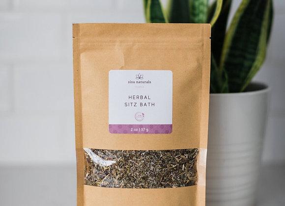 Sisu Naturals - Herbal Sitz Bath