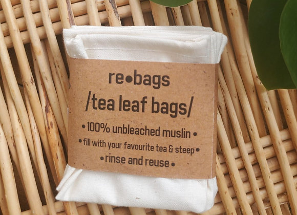 Rhymes With Orange - Re-Bag Tea Bags