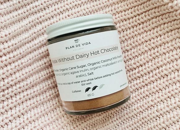Plan De Vida - Made Without Dairy Hot Chocolate
