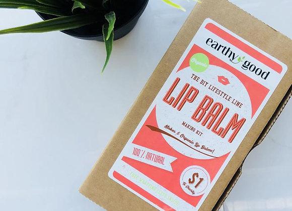 Earthy Good - DIY Lip Balm Kit