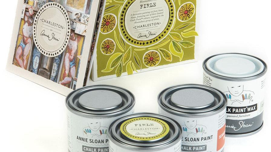 Charleston Decorative Paint Set in Firle - Annie Sloan Chalk Paint™