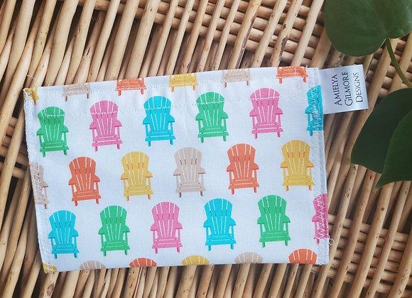Amielya Gilmore Designs - Eco Snack Bags - Small