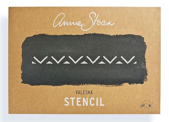 Valeska Stencil - Annie Sloan Chalk Paint™