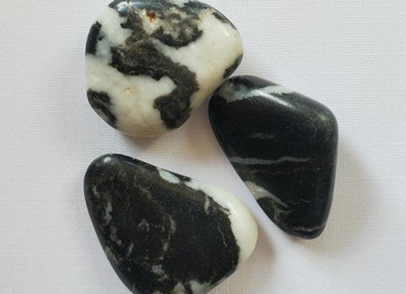 Crystal - Zebra Marble