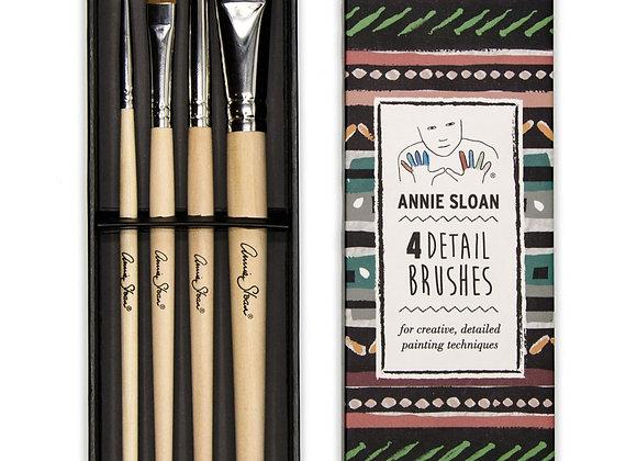 Detail Brushes - Annie Sloan Chalk Paint™