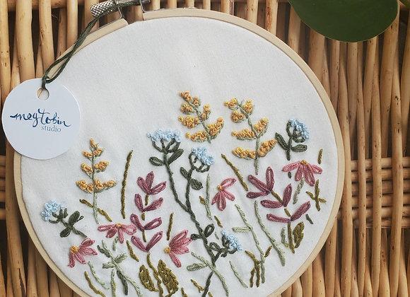 Meg Tobin Studio - Embroidery Hoop - Large