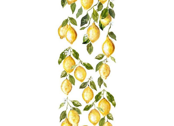 "Iron Orchid Designs - Lemon Drop Transfer - 12"" x 33"""