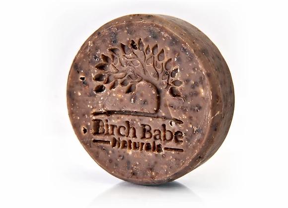 Birch Babe Naturals -Exfoliating Coffee Bar