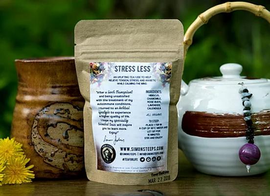 Simon Steeps - Less Stress Tea