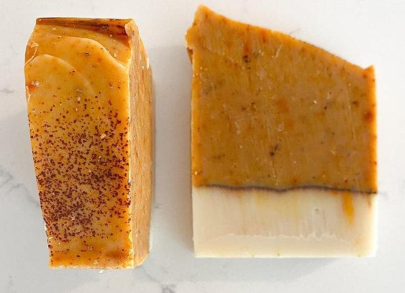 Shine Soap Co - Warm Patchouli Bar