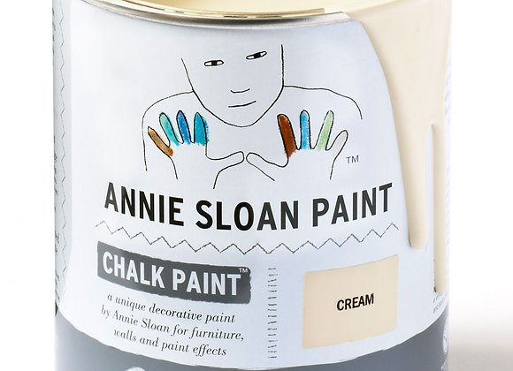 Cream - Annie Sloan Chalk Paint™