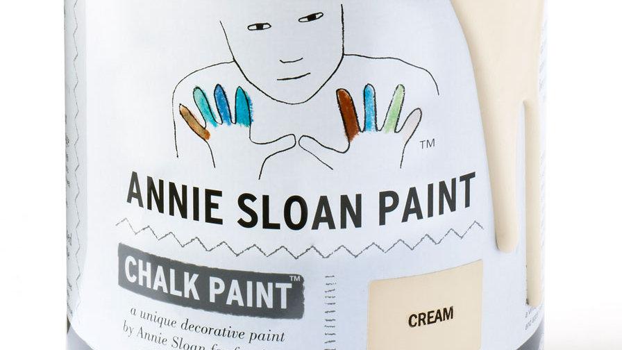 Cream - Annie Sloan Chalk Paint™