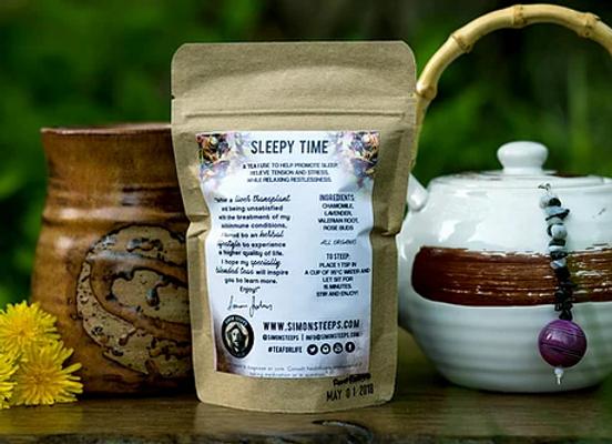 Simon Steeps - Sleep Time Tea
