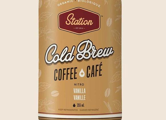 Station Cold Brew - Vanilla Cold Brew