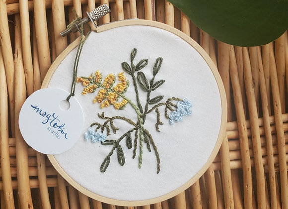 Meg Tobin Studio - Embroidery Hoop - Small