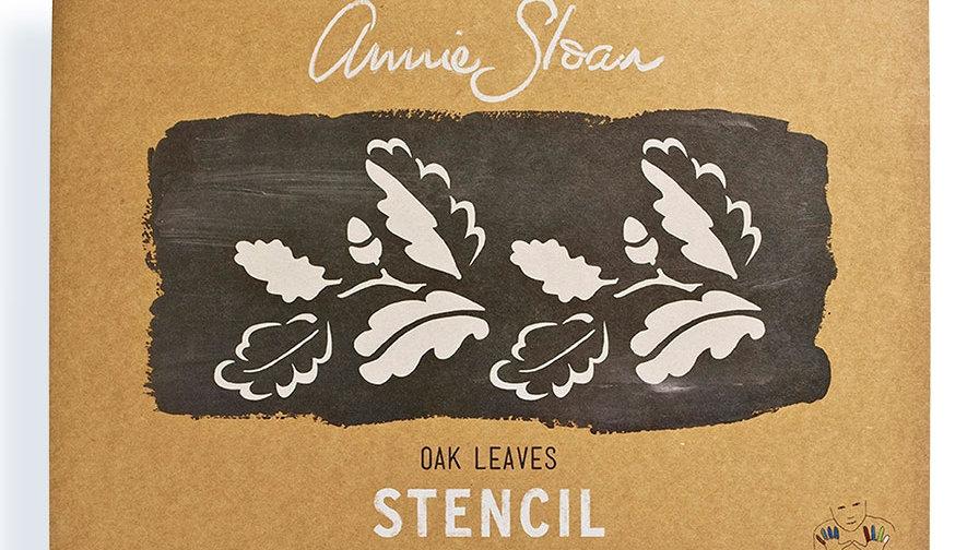 Oak Leaves Stencil - Annie Sloan Chalk Paint™