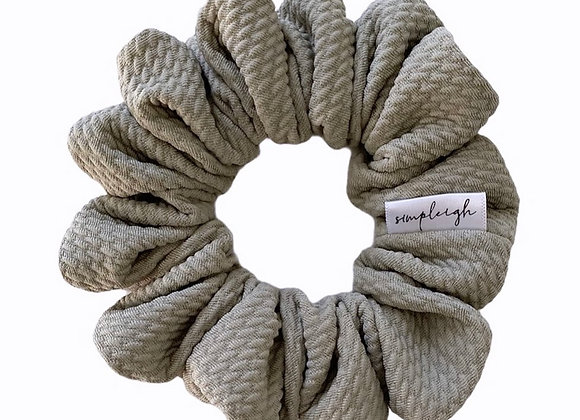Simpleigh Style - Sage Puffer Scrunchie