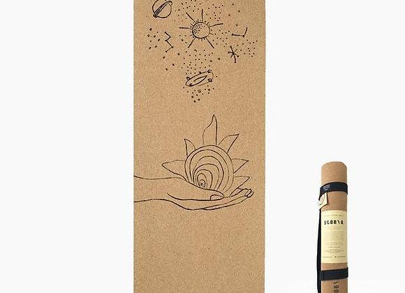 Scoria - Universe Cork Yoga Mat
