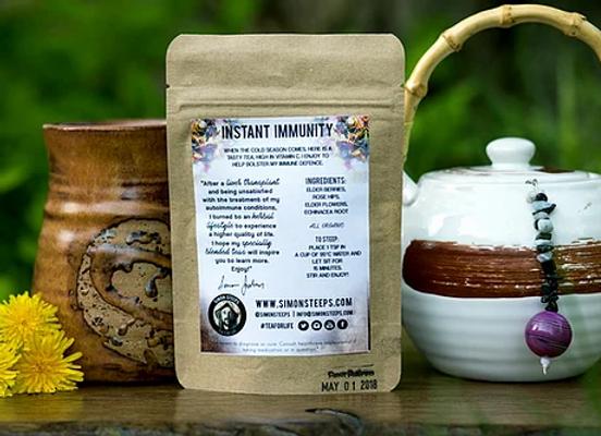 Simon Steeps - Instant Immunity Tea