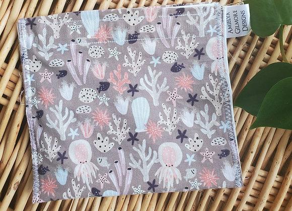 Amielya Gilmore Designs - Eco Snack Bags - Large