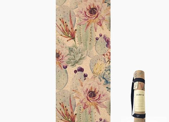 Scoria - Botanical Cork Yoga Mat