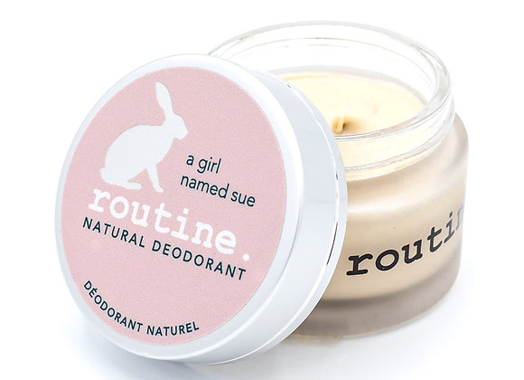 Routine - A Girl Named Sue 58g