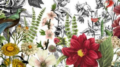 Midnight Garden 24x33 Decor Transfer™ - Iron Orchid Designs