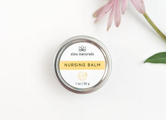 Sisu Naturals - Nursing Balm