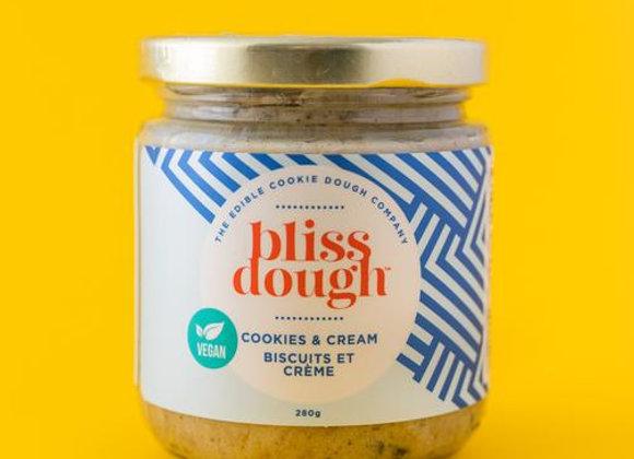 Bliss Dough - Cookies & Cream