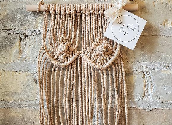 Tiny Knot Shop - Macraboobs Hanging