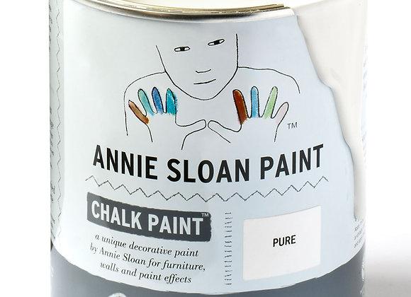 Pure White - Annie Sloan Chalk Paint ™