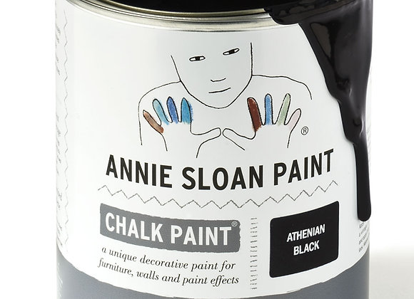 Athenian Black - Annie Sloan Chalk Paint ™
