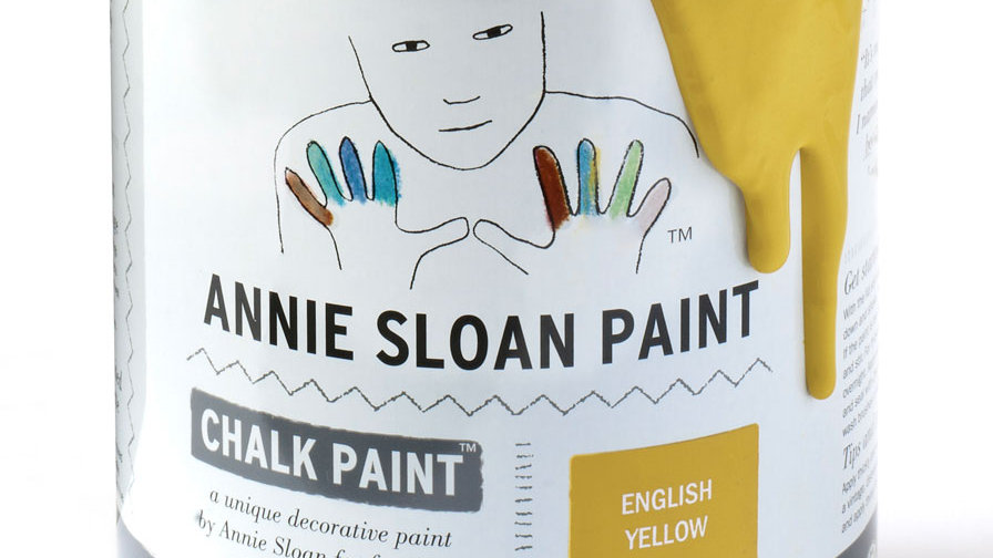 English Yellow - Annie Sloan Chalk Paint ™