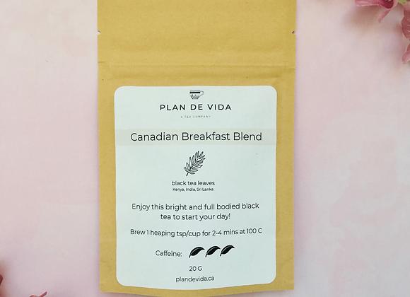 Plan De Vida - Canadian Breakfast Blend