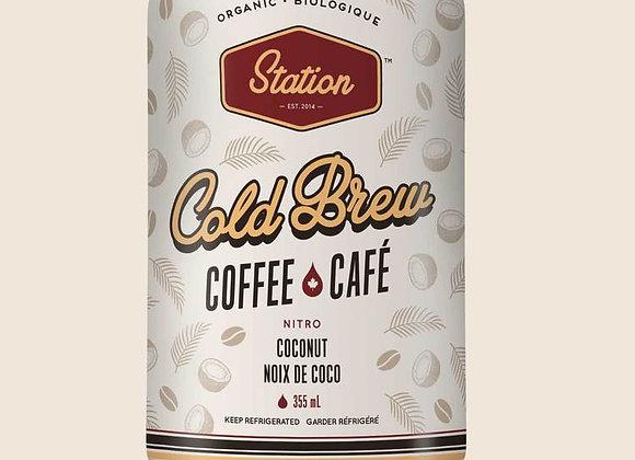 Station Cold Brew - Coconut Cold Brew