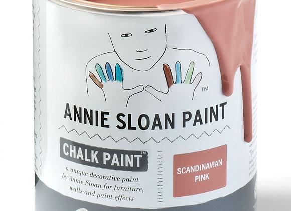 Scandinavian Pink - Annie Sloan Chalk Paint