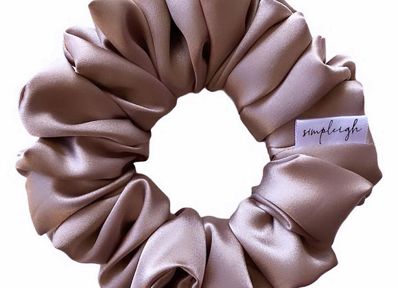 Simpleigh Style -Rose All Day Silky Scrunchie